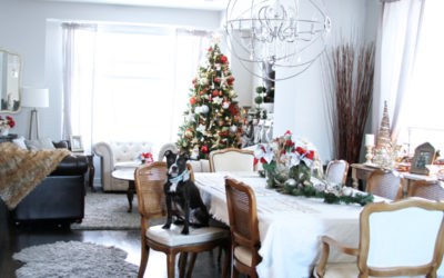 Izzy & Mylah's Holiday Home Tour