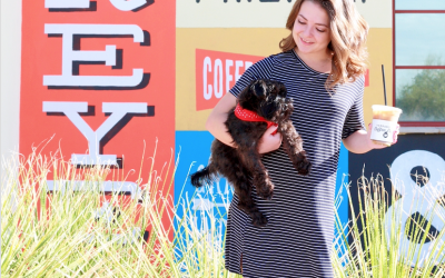 Dog Mom of the Month: Taylor