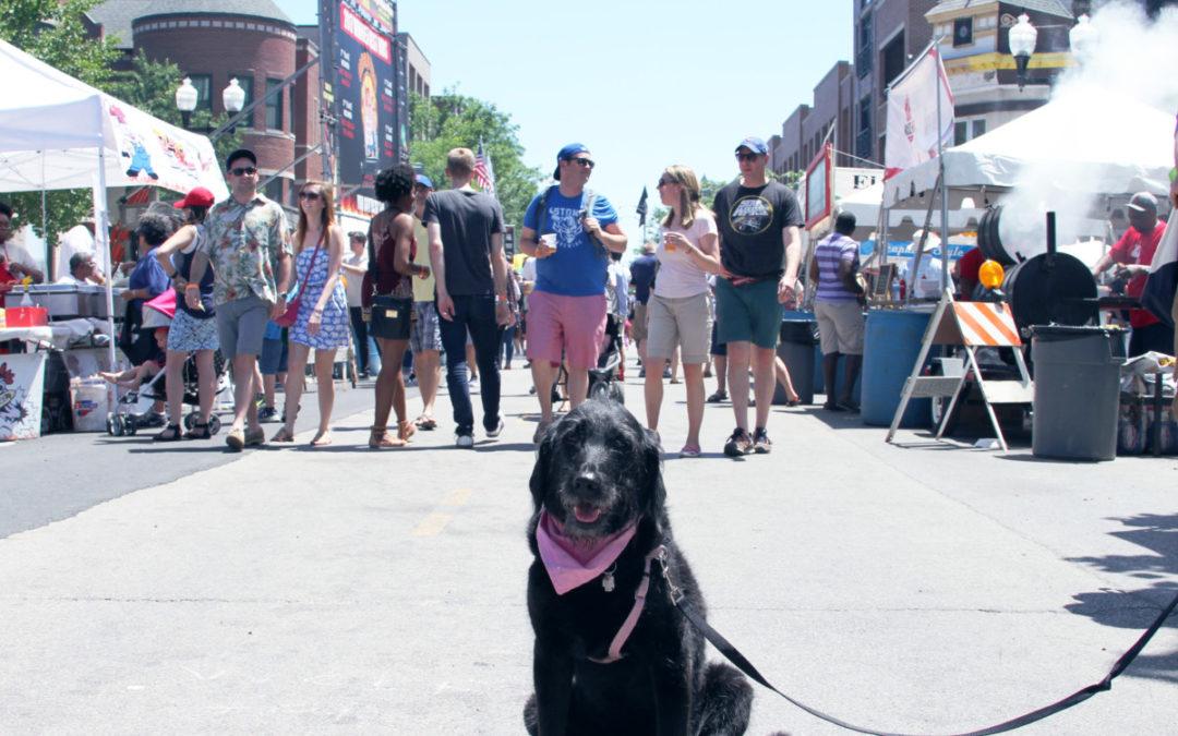 IZZY'S CHICAGO STREET FEST GUIDE: Rib Fest