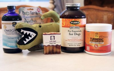 Healthy and Natural Dog Products from iHerb